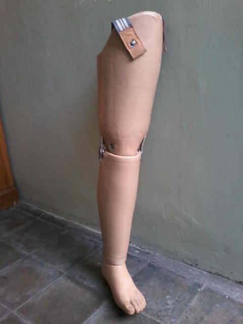 pemesanan kaki palsu
