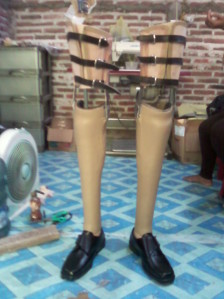 kaki palsu Solo di Jawa Timur