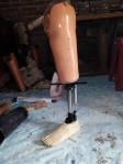 kaki palsu Bali