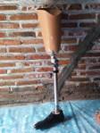kaki palsu lokal murah