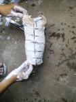 cara pembuatan kaki palsu Malang