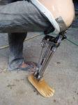 kaki palsu terbaru JOP