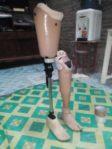 desain kaki palsu lokal