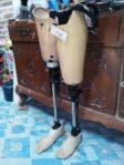 kaki palsu Indonesia lokal