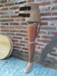 pengguna kaki palsu di Salatiga