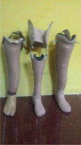 pembuatan jenis kaki palsu lokal