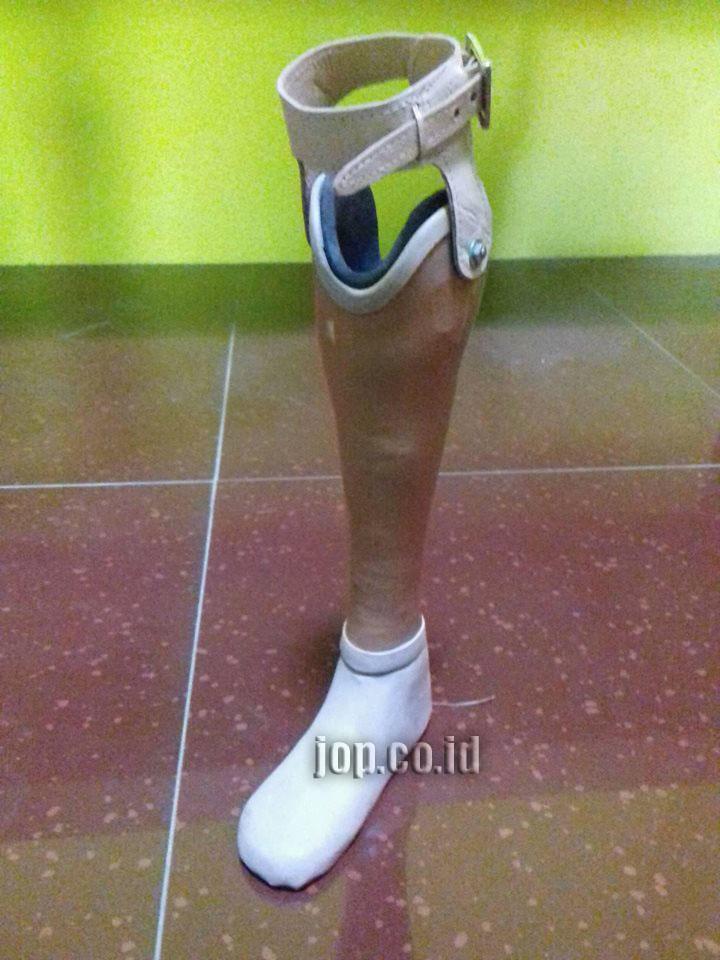 kaki palsu harga murah di jawa