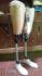 kaki palsu atas lutut di Madiun