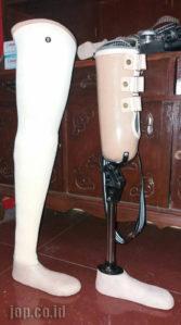 jenis kaki palsu di Madiun