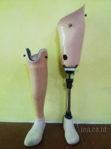 jual kaki palsu di Bali